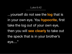 Showing Gallery For Hypocrite Bible Quotes