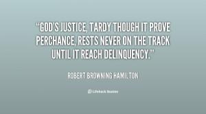 Prove Perchance Rests Never