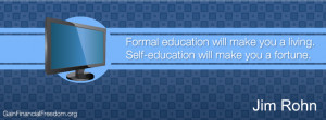 Quotes Economic Quotes by Famous People Self-Education