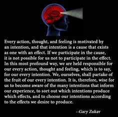 ... deep gary intentions deep gary zukav gary zukav quotes kelly magovern