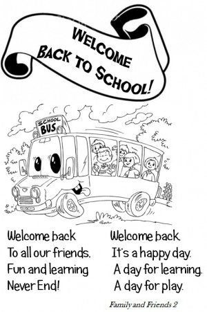 BACK TO SCHOOL (poem)