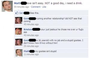 Cute Facebook Status Quotes