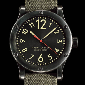 The Watch Quote: Photo - Ralph Lauren RL67 Safari Chronometer - 45 mm