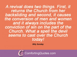 Revival Quotes And Sayings