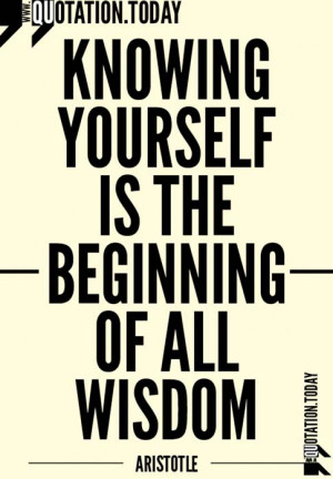 Quotations | Aristotle – Quotes on Wisdom