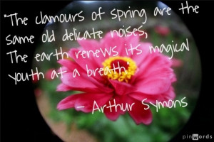 Spring Equinox: Quotes To Celebrate The First Day Of Spring