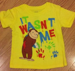 Bi Curious George Shirts Funny T Shirts Witty & Offensive Sayings