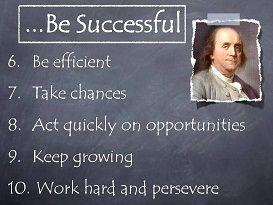 Be Successful: 5 more tips from Benjamin Franklin | Lionbridge ...