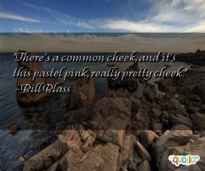 Cheek Quotes