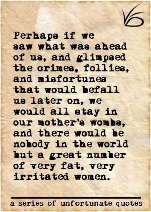 Lemony snicket famous quotes