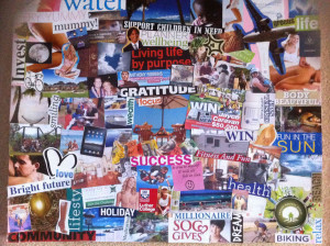 How to Create a Vision Board and Realize Your Dreams