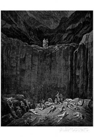 Gustave Doré (Illustration to Dante's