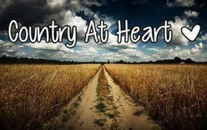 Country at heart ️ ️