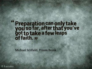 Prison Break Quotes