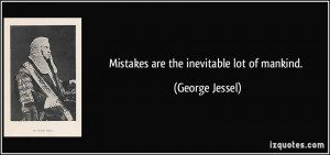 More George Jessel Quotes