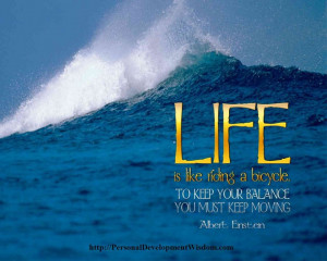 ... In Life: Motivational Quotes About Life And The Beautiful Sea Picture