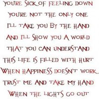 Feeling Down Quotes...
