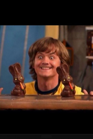 When Jackson was obsessed with chocolate bunnies; Hannah Montana ...