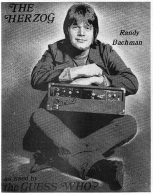19 quotes and quotations by Randy Bachman Every night we all felt ...