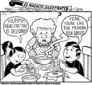 Maybe we really DO need Hispanic Heritage Month (toon)