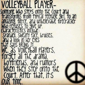 Volleyball Quotes | Volleyball:) | quotes