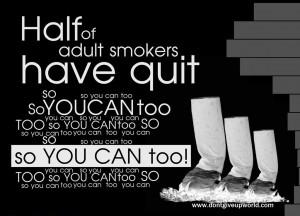 quit smoking motivational quotes