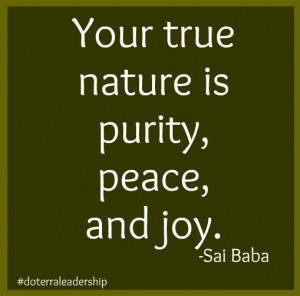 truenature #purity #peace #joy #doterraleadership #doterra
