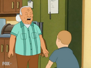 cotton hill cotton lyndal hill was an american fictional character