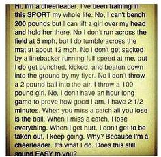 Stuff Cheer Parents Say (INFOGRAPH)   Cheerleading Blog