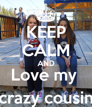Keep Calm And Love Crazy Tower