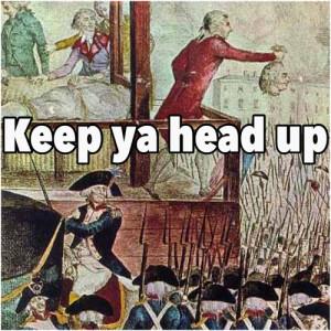 King Louis XVI x Tupac