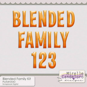 Blended Family Digital Kit Blended Family Digital Kit Blended Family ...