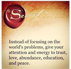 The Secret Quotes - The Secret on Pinterest | 61 Pins