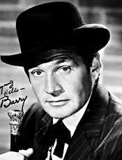 Actor Gene Barry, dapper TV hero, stage star, dies