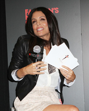 Bethenny Frankel is known for her comical one-liners and sassy sayings ...