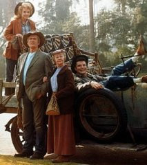 ... Clampett, and Donna Douglas as Elly May. The show was created and