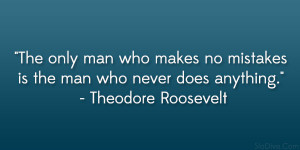 theodore roosevelt famous quotes