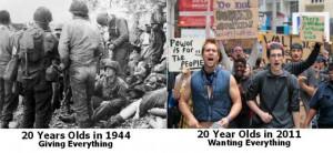 The Entitlement Mentality: America's Achilles Heel?