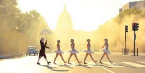 Por definición, el Ballet es una expresión del Arte Escénico.