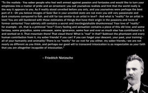 Friedrich Nietzsche quote in Philosophy quotes