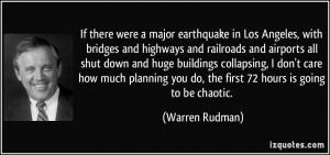 More Warren Rudman Quotes