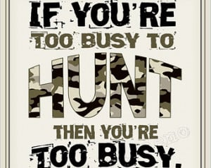 Popular items for hunting quotes on Etsy