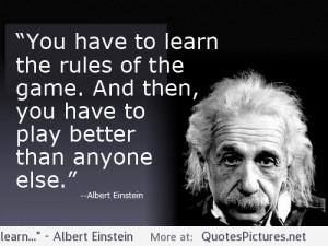 Albert Einstein motivational inspirational love life quotes ...