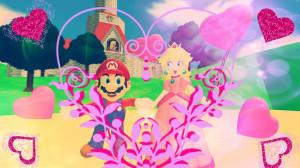 Mario Peach Daisy And Luigi...