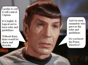 Mr Spock Would Have Made a Great Catholic