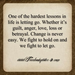 Quotes About Letting Go Of Anger Whether it's guilt, anger,