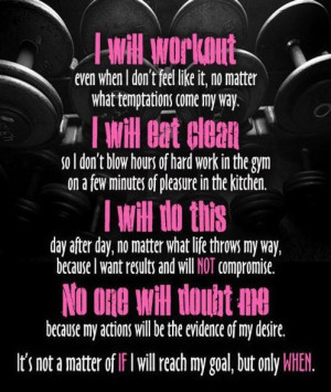Fitness Motivation @Charlotte Perrow we need to remember this!