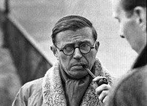 """Jean-Paul Sartre: """"Existentialism as Humanism"""""""