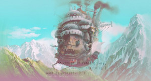 favorite howl's moving castle quote