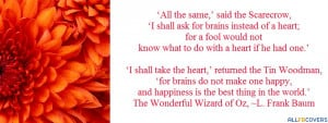 wizard of oz quotes #3